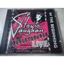 Cd - Stevie Ray Vaughan **live In Austin, Texas