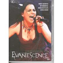 Evanescence - Live In Germany 2007 Dvd Raro
