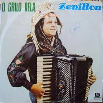 Lp Vinil - Zenilton - O Grito Dela - 1982