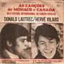 Compacto Donald Lautrec/hervê Vilard
