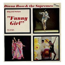 Lp - Diana Ross & The Supremes - Sing From Funny Girl