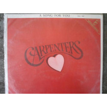 Lp - Carpenters - A Song For You