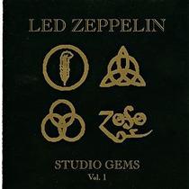 Cd : Led Zeppelin - Studio Gems - Importado Frete Gratis