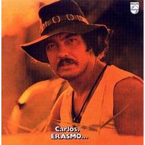 Lp Erasmo Carlos - Carlos Erasmo (vinil 180 Gramas,polysom).