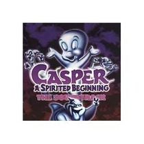 Cd Casper - A Spirited Beginning Soundtrack