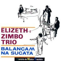 Cd Elizeth E Zimbo Trio - Balançam Na Sucata - Novo***