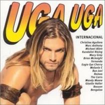 Cd Novela Uga Uga - Internacional (trilha Sonora Original)