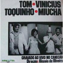 Lp Tom Jobim Vinicius De Moraes Toquinho Miucha