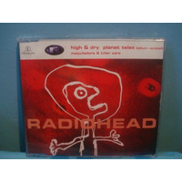 Radiohead - High & Dry Planet Telex... - Cd Importado Single