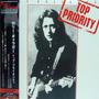 Rory Gallagher 1979 Top Priority Cd Mini Lp Remaster C/ Obi
