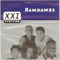 Cd - Bamdamel - 21 Grandes Sucessos - Duplo E Lacrado