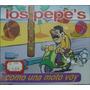 Cd Single Los Pepes / Como Una Moto Voy - Frete Gratis