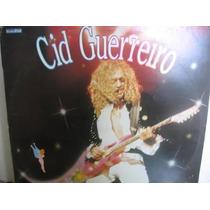 Lp Cid Guerreiro Mutchaca Exx + Encarte