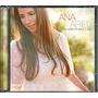 Cd Ana Ariel - No Grão De Areia, O Sol (espírita) Novo