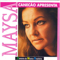 Cd Maysa - Canecão Apresenta Maysa