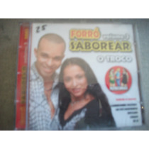 Cd Forró Saborear Vol03