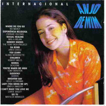 Cd - Anjo De Mim - Internacional