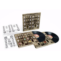 Lp Led Zeppelin Physical Graffiti 180g Duplo Lp Novo Usa
