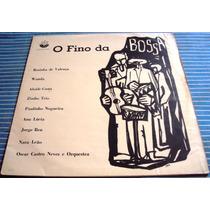 499 Mdv- Lp 1963- O Fino Da Bossa Nova- Garota De Ipanema