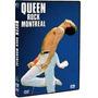 Dvd Queen Rock Montreal Importado
