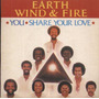 Earth Wind And Fire Compacto Vinil You 1980