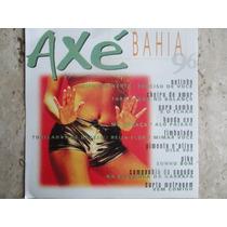 Cd Axé Bahia 96 - Netinho Cheiro De Amor Gerasamba Timbalada