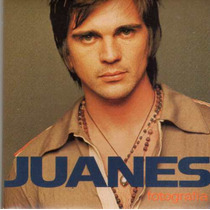 Juanes + Nelly Furtado - Fotografia Cd Single Promocional