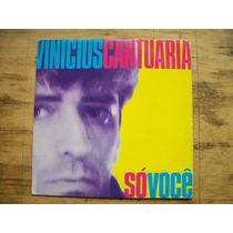Vinicius Cantuaria - Compacto, Edição De 1984 - Novissimo