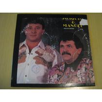 Joaquim E Manuel Jogo De Cintura 1992 Lp Vinil