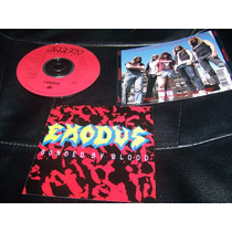 Exodus - Bonded By Blood [1a Versão - Capa Diferente+bônus]