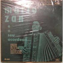 Mario Zan E O Seu Acordeon - Rcavictor-bpl-3017