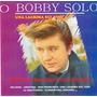 Cd Bobby Solo - Una Lagrima Sul Viso Original E Lacrado