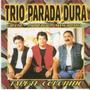 Cd Trio Parada Dura - Tapete Colorido - Novo Lacrado***
