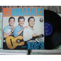 Trio Cristal As Mais Lindas Guarânias - Lp Rge Original Raro