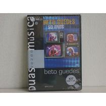 Dvd + Cd Beto Guedes Ao Vivo. Novo. Original. Lacrado.