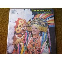 Lp Zerado Carnaval No Salao Clerio Moraes Emilinha Gerardi