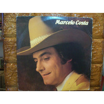 Vinil Lp Marcelo Costa - Ano 1989