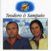 Cd Teodoro & Sampaio Luar Do Sertão 1ª Ed. 2000 Raro Lacrado