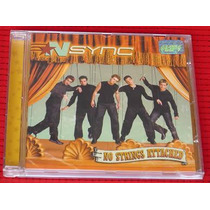Cd Nsync No Strings Attached /
