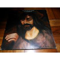 Lp Vinil Gospel Evangelico O Nazareno Frei Hermano Da Câmara