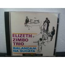 Elizeth Cardoso E Zimbo Trio - Balançam Na... - Cd Nacional