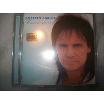 Cd - Roberto Carlos - Canciones Que Amo - Nacional - Usado