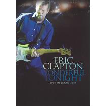 Eric Clapton Wonderful Tonight Dvd Original Novo Lacrado Rar