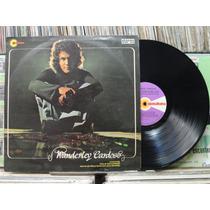 Wanderley Cardosos Fale Baixinho- Lp Copacanana 1972 Estéreo