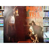 Vinil / Lp - Porca Véia - Cordeona De Alma Viva - 1991
