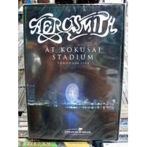 Aerosmith At Kokusai Stadium Live Yokohsma 2004 Dvd