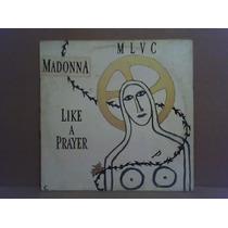 Madonna - Lp-vinil-single-mlvc Like A Prayer-dance-rock-pop
