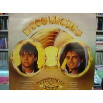 Vinil / Lp - Chitãozinho E Xororó - Disco De Ouro - 1990