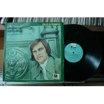 Adilson Ramos Eu E O Tempo - Lp Beverly 1977 Stereo Raro