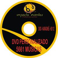 Dvd Hd12...videoke Raf 300d..5661 Músicas R$ 40,00...2 Unid